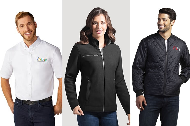 Six Advantages Of Using Branded Apparel For Your Business
