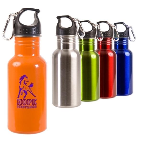adventure bottle with custom logo